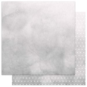 Papel-Scrapbook-My-Memories-Crafts-305x305-MMCMB-001-My-Basics-Poa-Cinza