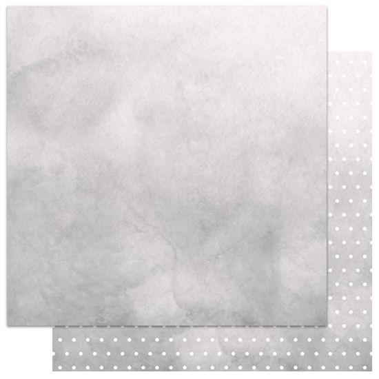 Papel-Scrapbook-My-Memories-Crafts-305x305-MMCMB-001-My-Basics-Poa-Cinza