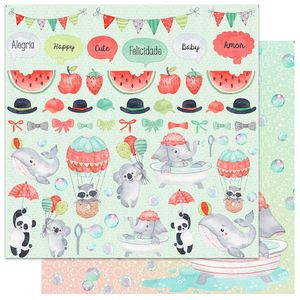 Papel-Scrapbook-My-Memories-Crafts-305x305-MMCML-001-My-Fun