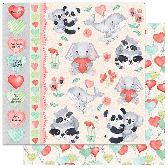 Papel-Scrapbook-My-Memories-Crafts-305x305-MMCML-003-My-Love