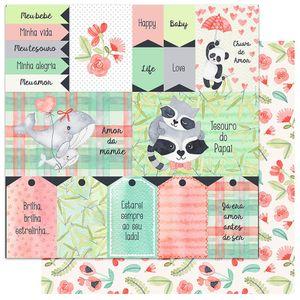 Papel-Scrapbook-My-Memories-Crafts-305x305-MMCML-005-My-Sunshine