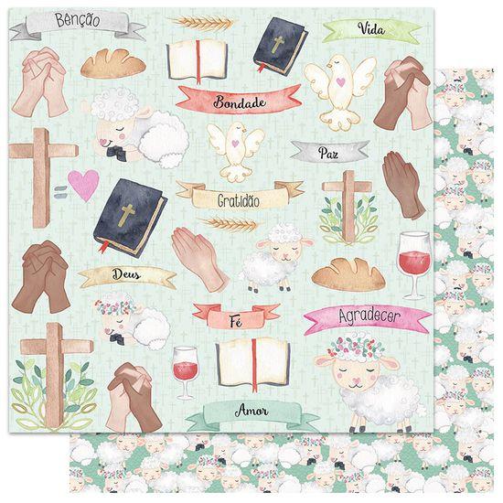 Papel-Scrapbook-My-Memories-Crafts-305x305-MMCMBL-001-My-God