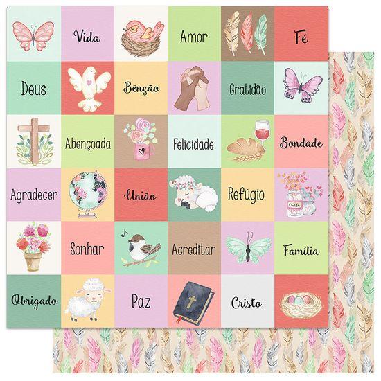 Papel-Scrapbook-My-Memories-Crafts-305x305-MMCMBL-005-My-Life