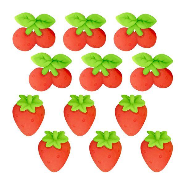 Aplique-Charminhos-para-Artesanato-3D-Make-Mais-com-12-unidades-Frutas-Vermelhas