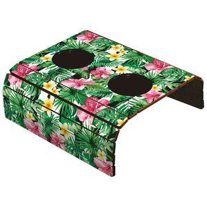 Porta-Copos-Esteira-Americana-para-Sofa-em-Papel-e-MDF-6mm-ASLE-003-42x295cm-com-2-Suporte-Plastico-para-Copos-Tropical