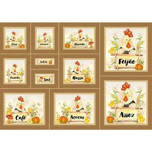 Papel-Decoupage-Litoarte-343x49-PD-1036-Galinha-Rotulos-Mantimentos