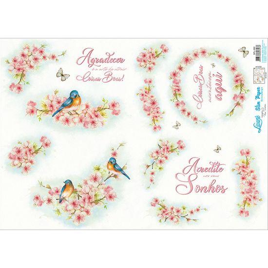 Slim-Paper-Decoupage-Litoarte-473x338-SPL-062-Flores-Pessegueiro-e-Passaros