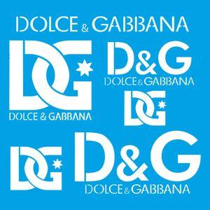 Stencil-Litoarte-20x20-STXX-173-Marcas-Grifes-Dolce---Gabbana