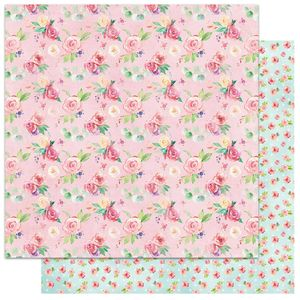 Papel-Scrapbook-Litoarte-305x305-SD-1141-Flores