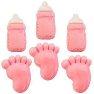 Aplique-Charminhos-para-Artesanato-3D-Make-Mais-com-6-unidades-Baby-Menina