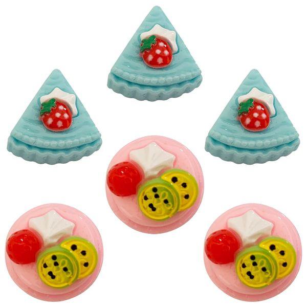 Aplique-Charminhos-para-Artesanato-3D-Make-Mais-com-6-unidades-Tortinhas