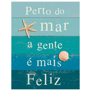 Placa-Decorativa-Litoarte-DHPM-482-24x19cm-Praia-Perto-do-Mar