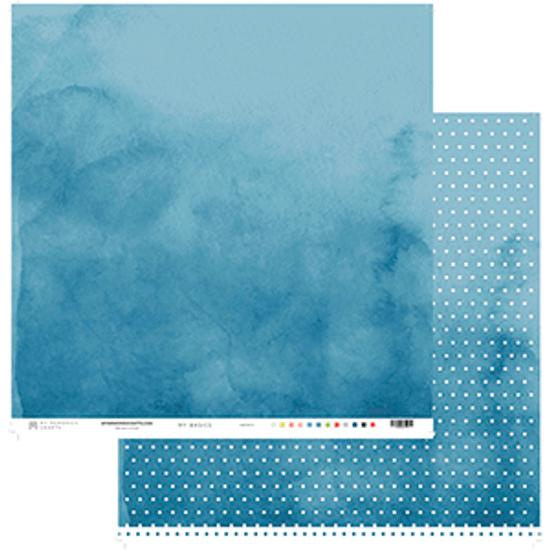 Papel-Scrapbook-My-Memories-Crafts-305x305-MMCMB-010-My-Basics-Azul-Marinho
