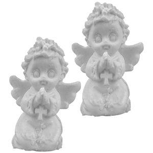 Aplique-de-Resina-Anjinho-3D-Orando-38x25x12cm-com-2-Pecas