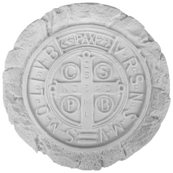 Aplique-de-Resina-Medalhao-Sao-Bento-11x11cm