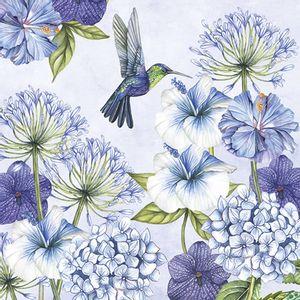 Pacote-Guardanapo-Decoupage-Ambiente-Luxury-HUMMINGBIRD-13313250-20-unidades-Beija-Flor