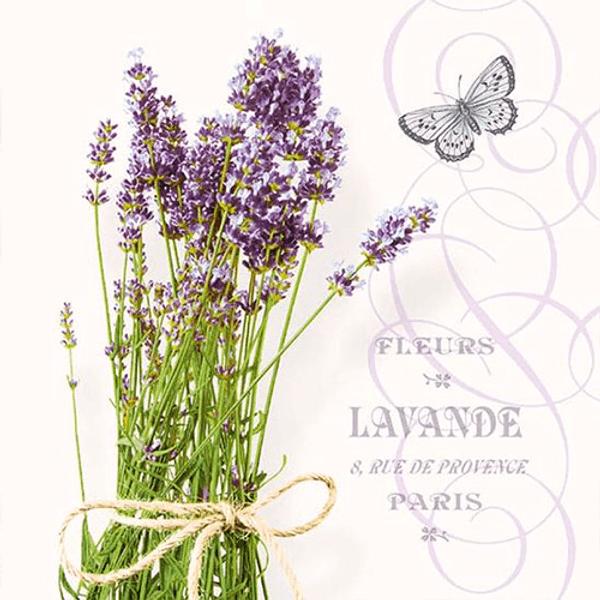 Pacote-Guardanapo-Decoupage-Ambiente-Luxury-BUNCH-OF-LAVENDER-13311695-20-unidades-Lavanda