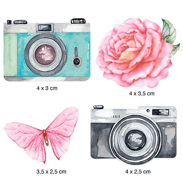 Aplique-Litoarte-em-Papel-Decoupage-e-MDF-Cameras-Fotograficas-Flor-Borboleta-APM3-280