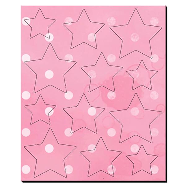 Aplique-em-MDF-Destacaveis-Estrelas-Rosa-MRLC-003-85x7cm-Litoarte