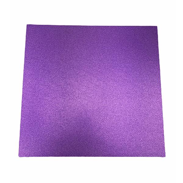 Papel-Scrapbook-com-Glitter-305x305cm-PG11-Lilas-com-2-unidades-Tulip-Arts