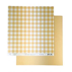 Papel-Scrapbook-Xadrez-e-Losango-305x305cm-PBXL001-Amarelo-Tulip-Arts