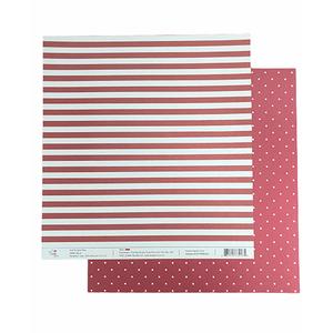 Papel-Scrapbook-Poa-e-Listras-305x305cm-PBLPO0013-Vermelho-Tulip-Arts