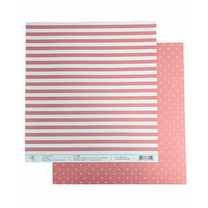Papel-Scrapbook-Poa-e-Listras-305x305cm-PBLPO005-Rosa-Tulip-Arts