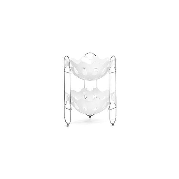 Fruteira-de-Mesa-2-Andares-Niquelart-309-4-Branco-28x28x38cm