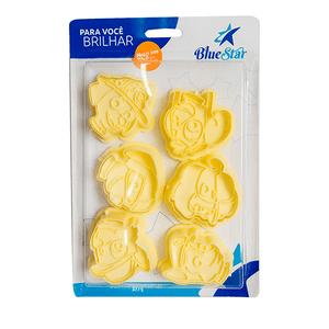 Kit-Cortador-e-Marcador-de-Pasta-Americana-e-Biscuit-Blue-Star-Cachorrinhos-12-Pecas