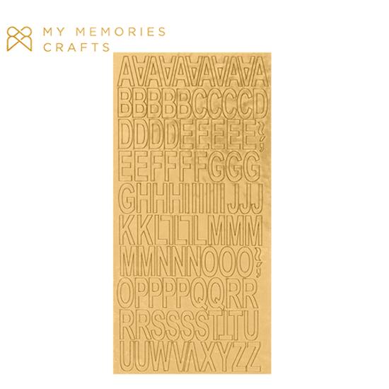Alfabeto-Metalizado-Dourado-Adesivado-Chipboard-My-Memories-Crafts-10x20cm-MMCMK-012
