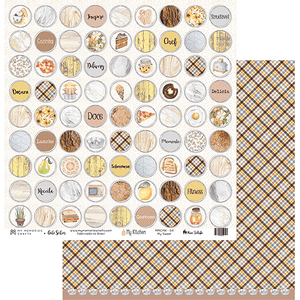 Papel-Scrapbook-My-Memories-Crafts-305x315-MMCMK-004-My-Kitchen-My-Sweet