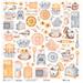 Papel-Scrapbook-My-Memories-Crafts-305x315-MMCMK-001-My-Kitchen-My-Ingredients