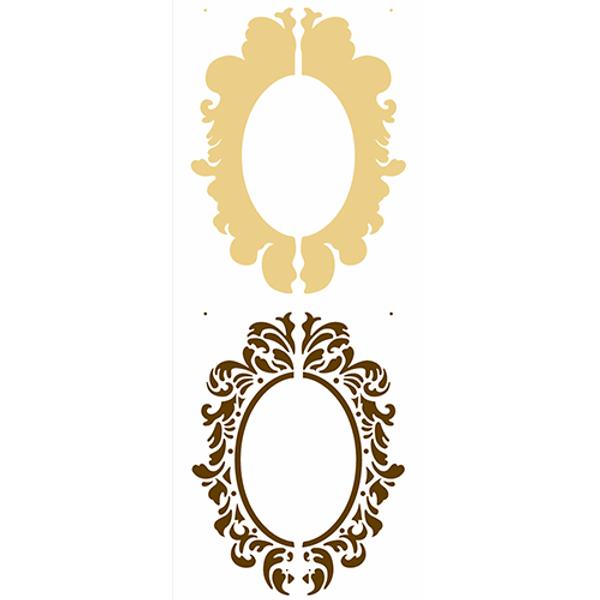 Stencil-OPA-Simples-17x42-OPA2951-Moldura-Oval