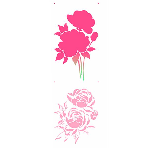 Stencil-OPA-Simples-17x42-OPA2946-Flores-Carmelia