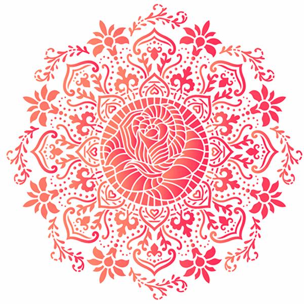 Stencil-OPA-Simples-305x305-OPA2987-Mandala-Rosa-de-Saron
