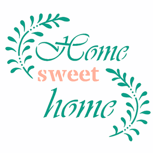 Stencil-OPA-Simples-10x10-OPA2989-Home-Sweet-Home