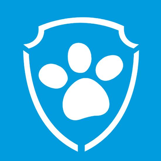 Stencil-Litocart-14x14-LSP-104-Patrulha-Canina-Pata