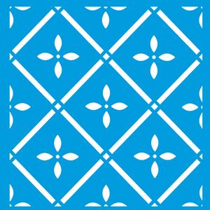 Stencil-Litocart-20x20-LSQ-207-Estamparia-Azulejo