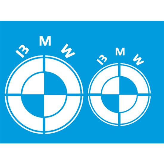 Stencil-Litocart-20x15-LSM-211-Marca-BMW