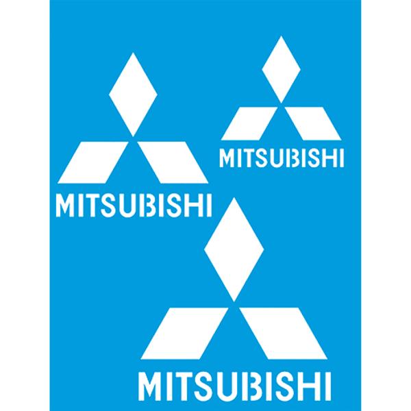 Stencil-Litocart-20x15-LSM-205-Marca-Mitsubishi