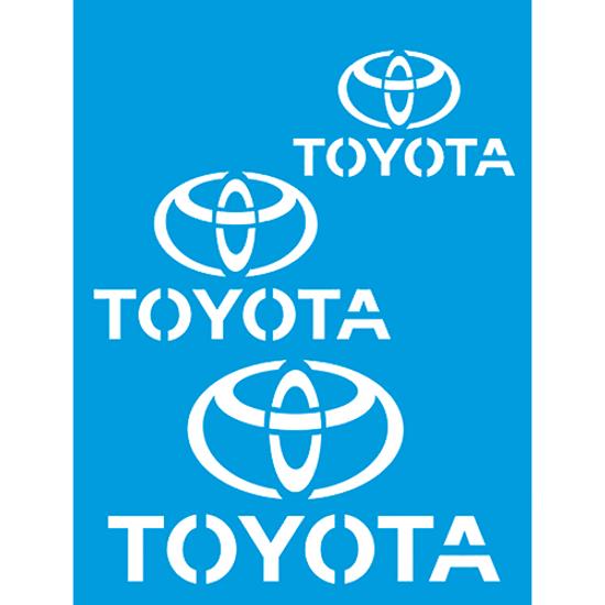 Stencil-Litocart-20x15-LSM-198-Marca-Toyota