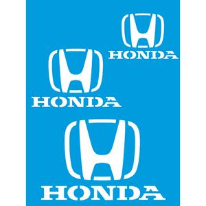 Stencil-Litocart-20x15-LSM-200-Marca-Honda