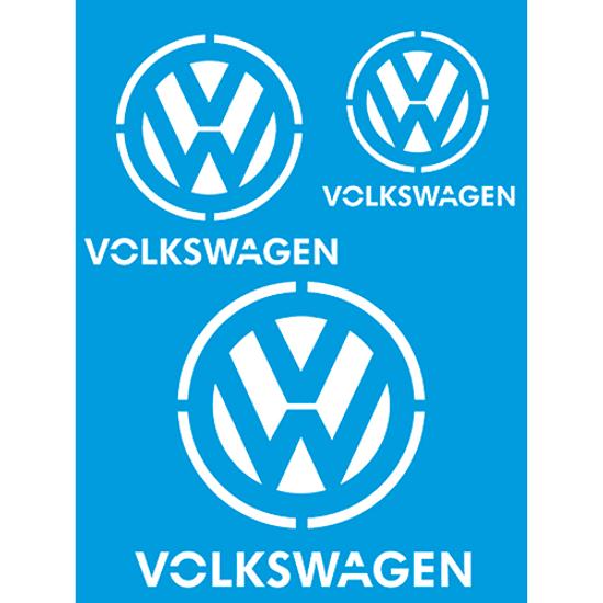 Stencil-Litocart-20x15-LSM-206-Marca-Volkswagen