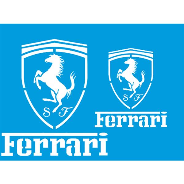Stencil-Litocart-20x15-LSM-212-Marca-Ferrari