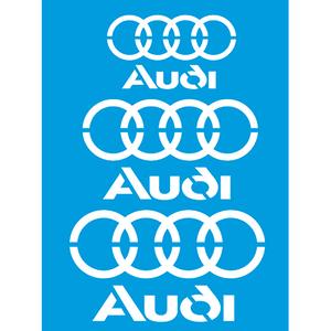 Stencil-Litocart-20x15-LSM-203-Marca-Audi