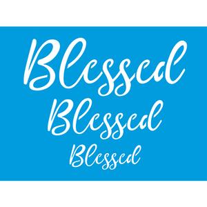 Stencil-Litocart-20x15-LSM-241-Palavra-Blessed