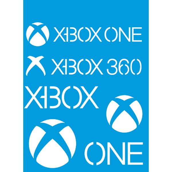 Stencil-Litocart-20x15-LSM-235-Xbox-One-360