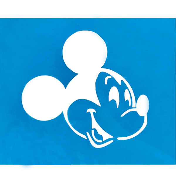 Stencil-Litocart-14x14-LSP-116-Mickey-Mouse
