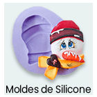Biscuit - Moldes Silicone