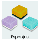 Acessórios de Pintura - Esponjas